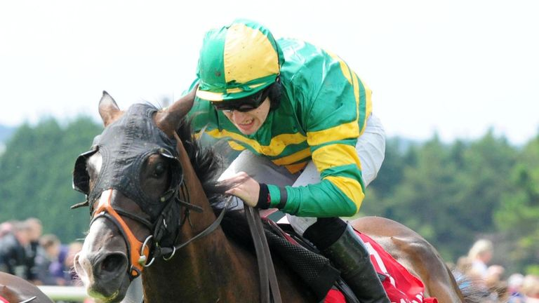 Park Ranger wins at Galway