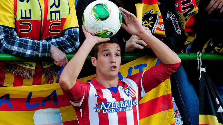 Javier Manquillo: Joins Liverpool from Atletico Madrid