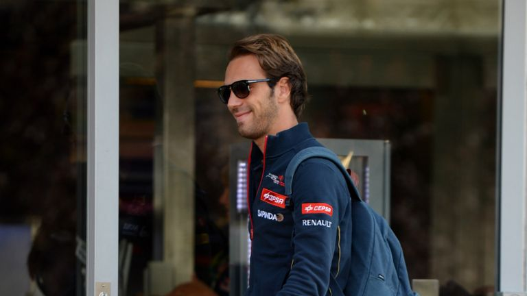 Jean-Eric Vergne: Wants to stay in F1