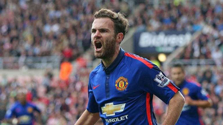 Mata: May be sacrificed for Di Maria