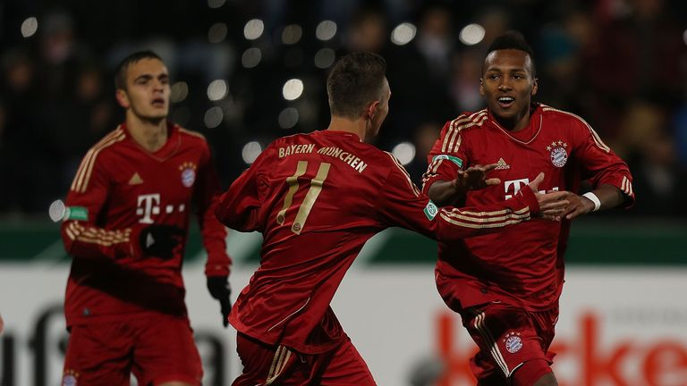 Julian Green: Makes loan move to Hamburg