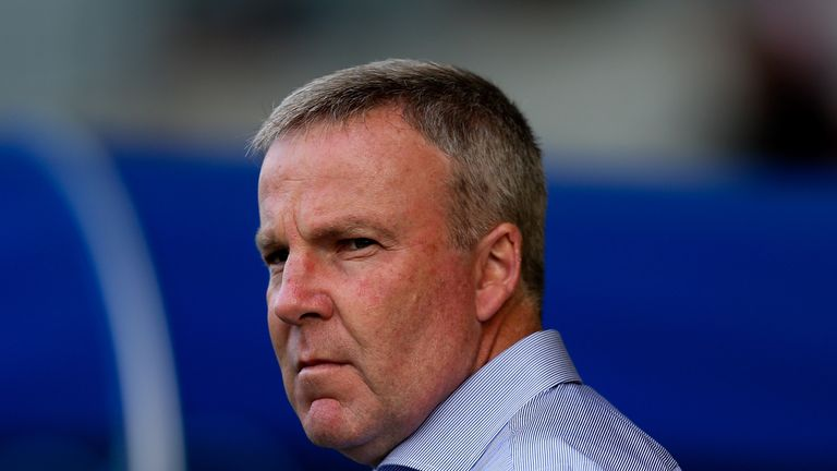 Kenny Jackett: Looking forward to Norwich game