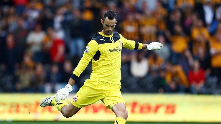 Joe Lewis: New Blackpool No 1