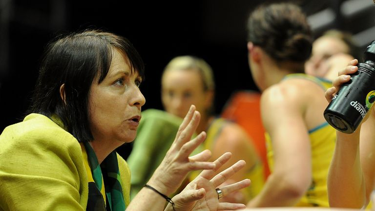 Australia coach Lisa Alexander prepared her team perfectly for Commonwealth gold