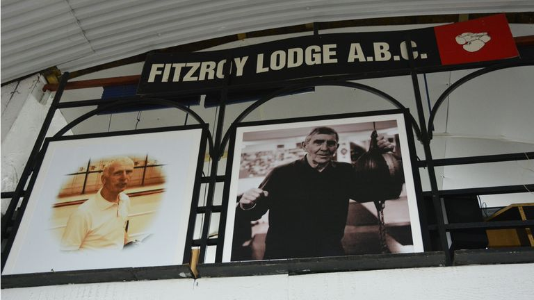 Mick Carney and Billy Webster: the late, great men behind Fitzroy Lodge