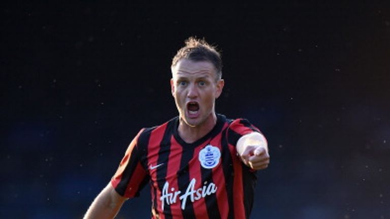 Clint Hill: Scored an own goal as QPR lost to PAOK