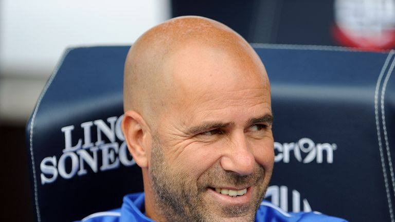Peter Bosz: Big ambition