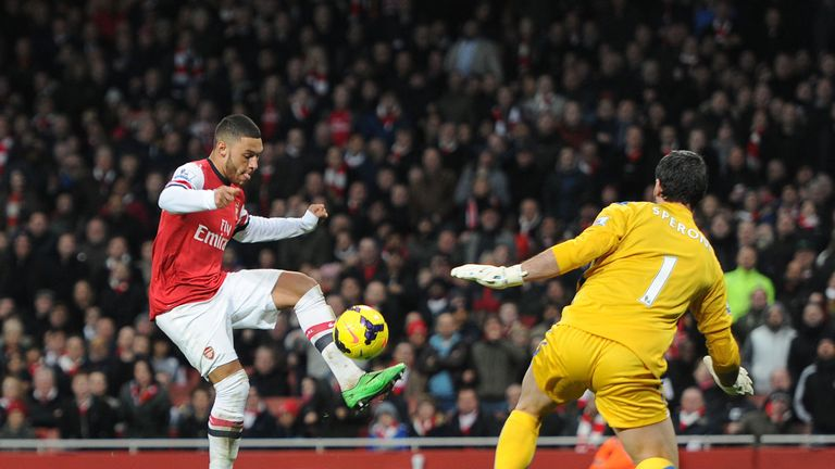 Watch Arsenal v Crystal Palace as part of the Sky Sports Open Day