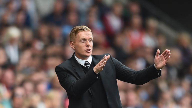 Garry Monk: Swansea manager has added to his strikeforce
