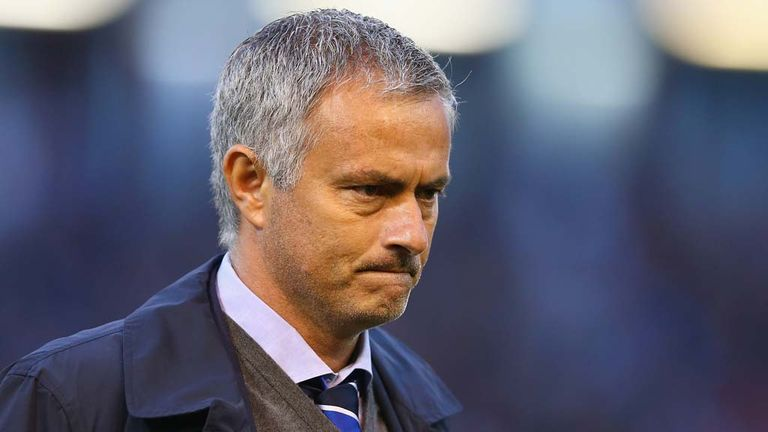 Jose Mourinho: Manageable group