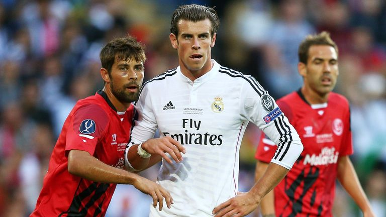 Gareth Bale: Deferred to Ronaldo