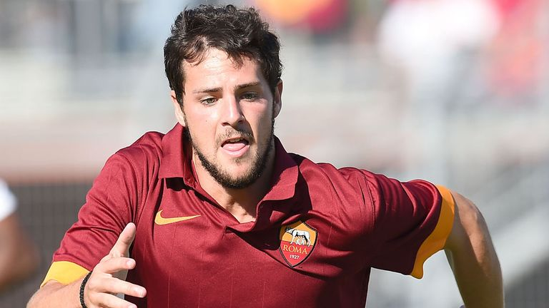 "Mattia Destro: Showed signs of a ""top striker"", according to Jose Mourninho"