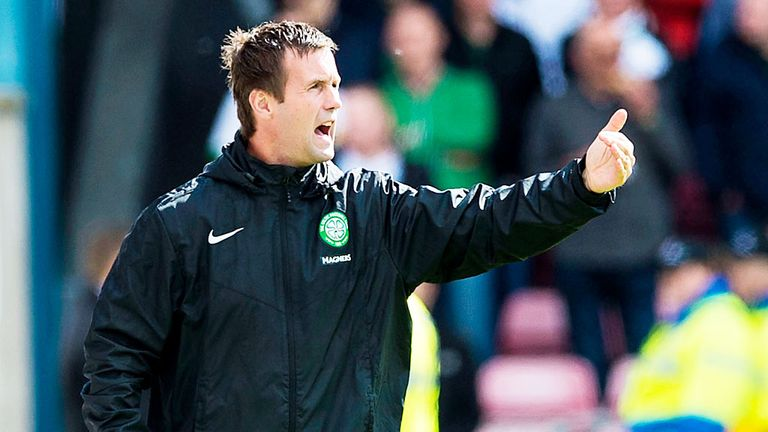 Ronny Deila: Backed by Lawwell