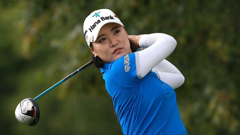 So Yeon Ryu: Early leader at Canadian Pacific Women's Open