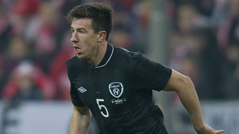 Sean St Ledger: Available as a free agent