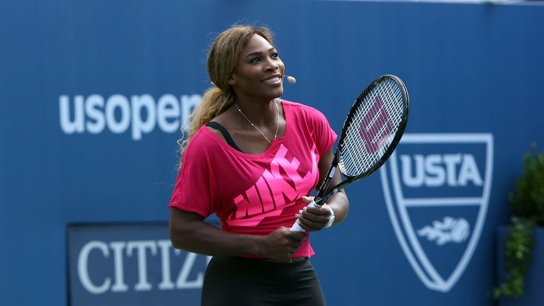 Serena Williams: Hopeful of more glory in New York