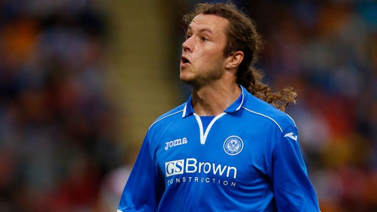 Stevie May: Has signed for Sheffield Wednesday