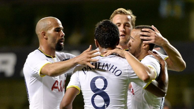 Tottenham: Premier League side will face Besiktas in Europa League Group C