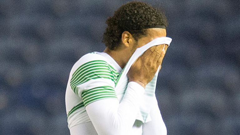 Virgil Van Dijk: Celtic defender unsure of future