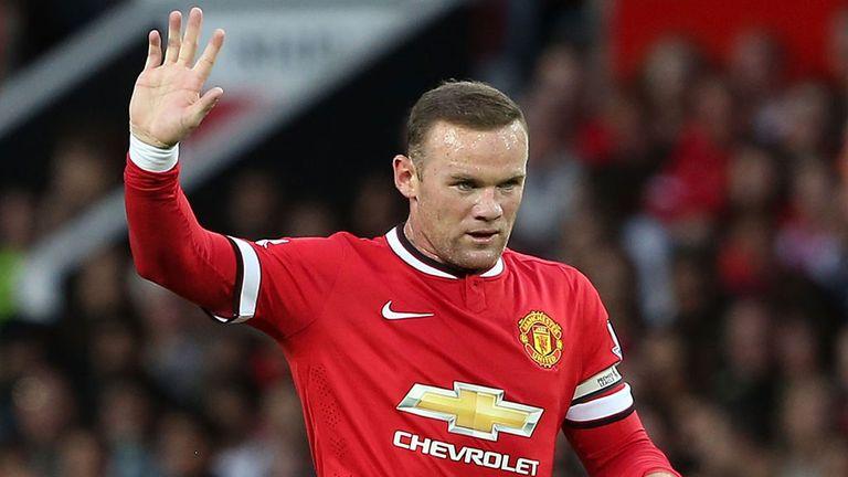 Wayne Rooney: New Manchester United skipper