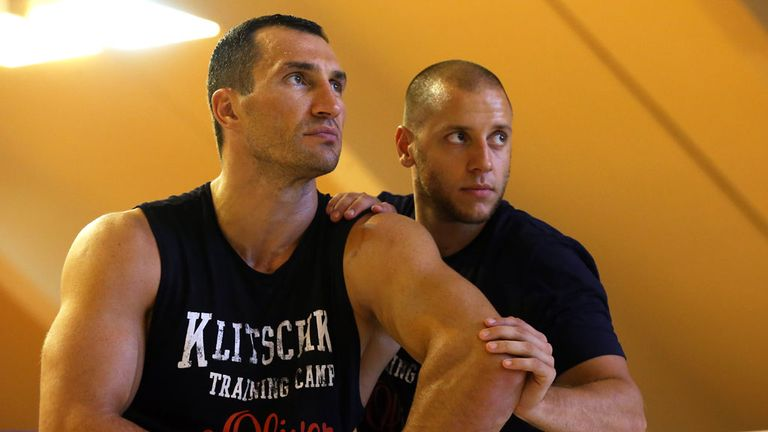 Wladimir Klitschko: Must wait for his latest title defence