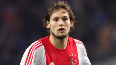 Daley Blind: Could be joining Manchester United from Ajax