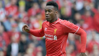 Daniel Sturridge: Liverpool striker could return against Everton