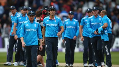 Alastair Cook: Insists England need to defend better against spin