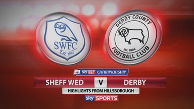 Sheff Wed 0-0 Derby