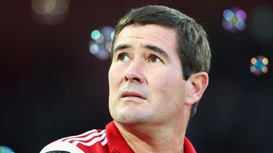 Nigel Clough: Wants more wins