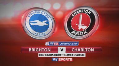 Brighton 2-2 Charlton