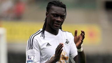 Bafetimbi Gomis: West Ham bid rejected