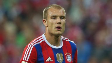 Holger Badstuber: Return to the fold cut short by thigh problem