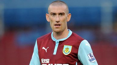 David Jones: Burnley face Sheffield Wednesday in the Capital One Cup