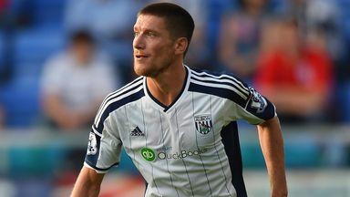 Sebastien Pocognoli: Has made a solid start at West Brom