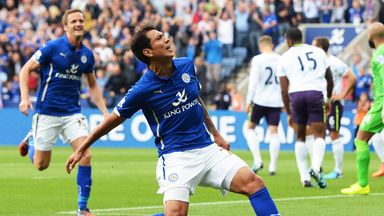 Leonardo Ulloa: Moved to Leicester for a club record fee this summer