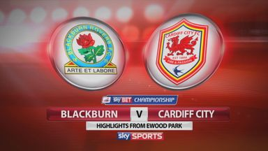 BLACKBURN V CARDIFF