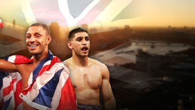 Kell Brook: Up for winner takes all bout with Amir Khan