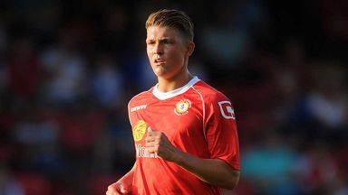Max Clayton: Out of contract but Crewe will be due a fee