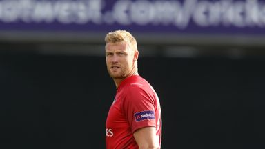 Andrew Flintoff:  Will head out to Australia in December