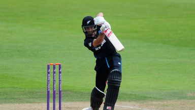 Grant Elliott: a century for New Zealand A