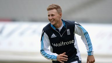 Joe Root: Insists England must extend their winning run at The Oval on Friday