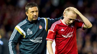 Willo Flood: Midfielder happy to be at Aberdeen with Derek McInnes