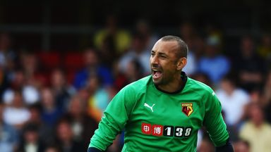 Heurelho Gomes: Starting afresh at Watford