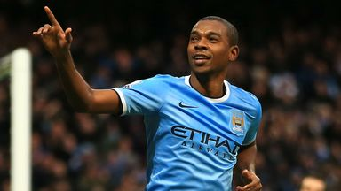 Fernandinho: Says Manchester City must not become complacent