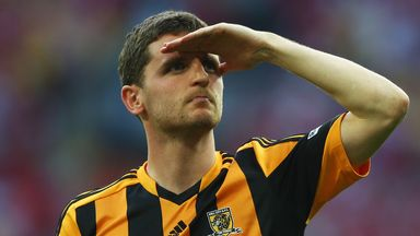 Alex Bruce: Hull City defender hopes for Europa League progress
