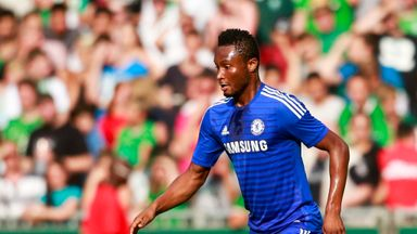 John Obi Mikel: Chelsea midfielder wants to win trophies