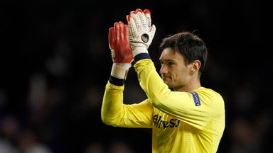Hugo Lloris: Praised by Mauricio Pochettino after performance against Arsenal