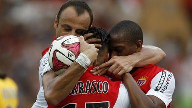 Yannick Ferreira Carrasco (centre): Scored the only goal