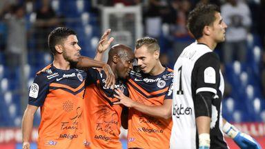 Souleymane Camara: Scored in  Montpellier's victory